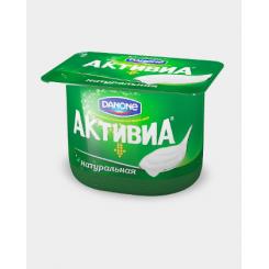 Йогурт Активиа 150г натур*12