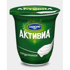 Йогурт Активиа 320г натур