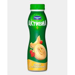 Йогурт Активиа пит 290 дыня-земляника