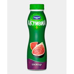 Йогурт Активиа пит 290 инжир