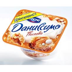 Мягкий творог Даниссимо 130 Сезон вкус Пахлава*8
