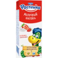 Растишка Аром молоко 210 Клубника-Земляника
